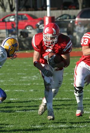 2 - Garrett Sosnovich ( Senior Captain )