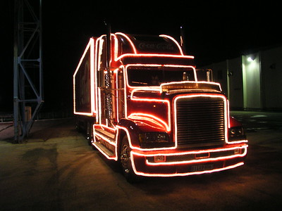 Images from folder 2004-12-01 Coca Cola Truck