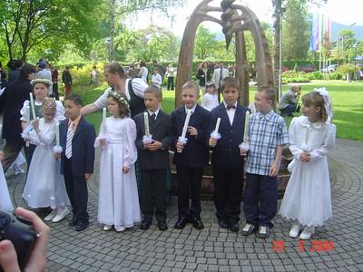 2004-05-20 Erstkommunion Fotos Herr Ganaus