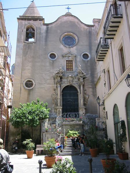 06 Robin's Trip to Sicily, Italy