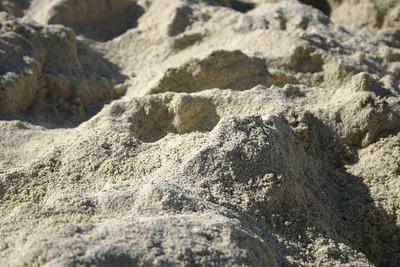 Mini dunes