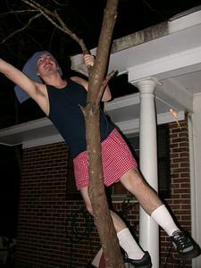 Dan is a monkey man
