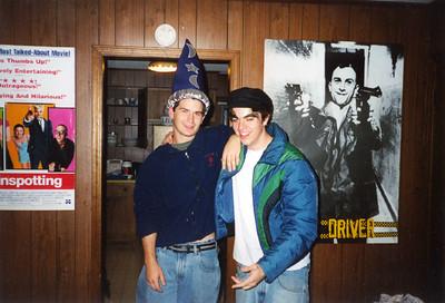Nick and Johnny
