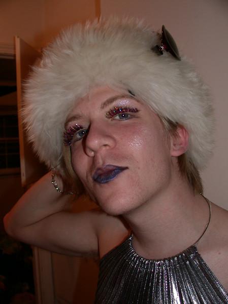 Jay's fabulous makeup