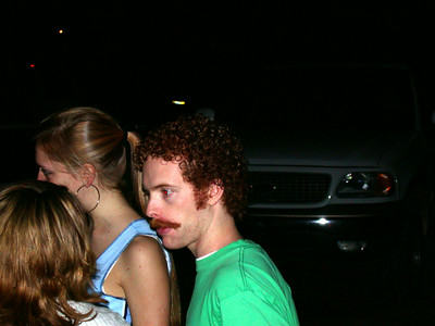 THE IMPOSTOR!! With a horrid, horrid mustache. I shaved mine off, dude, you're behind the times