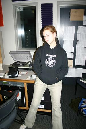 Punk Rock Garet postures