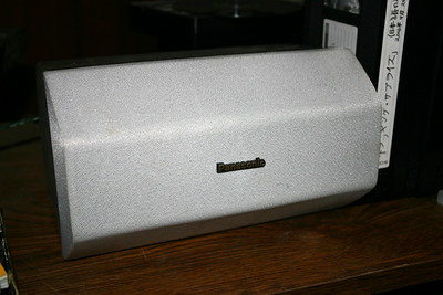 Panasonic Home Theater speaker