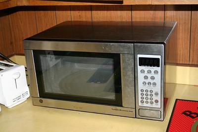 GE 1.5 KW Microwave