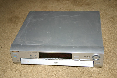 Panasonic Home Theater 5-DVD changer