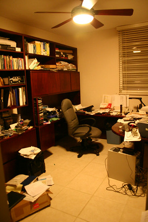 Papi's office