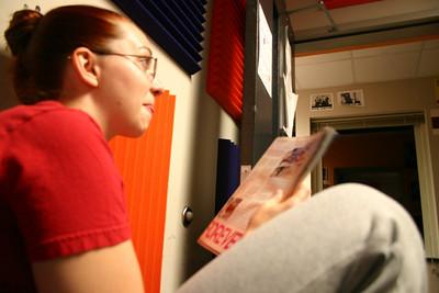 Meej reads about Friends