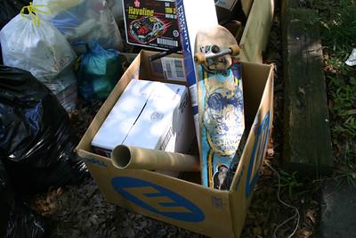 Sigh, bye bye Isa skateboard