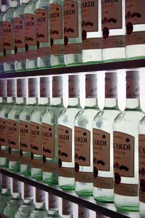 Lots of rum.