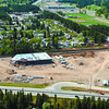 casino construction aerial 8904 in friday dave milne May 6 04 PHOTO FROM PACIFIC WESTERN HELICOPTER