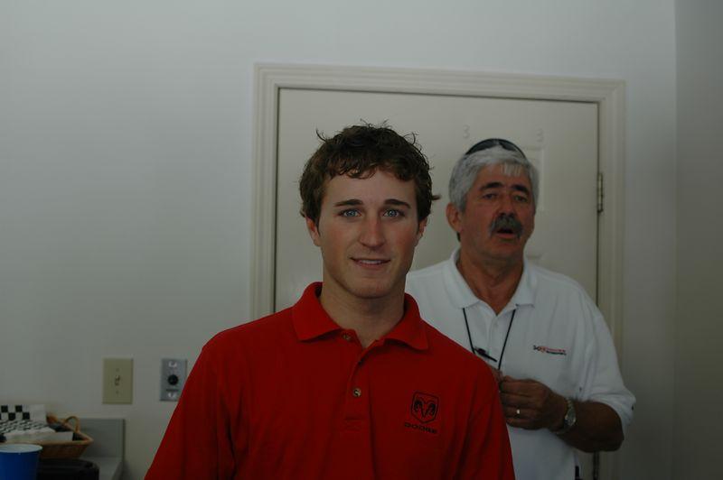 NASCAR Driver Kasey Kahne