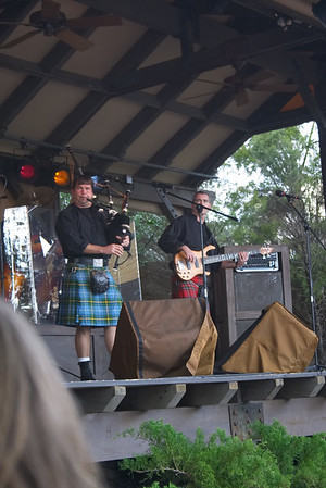 A 'high energy celtic band' that was actually pretty good