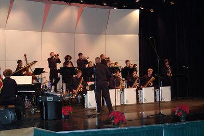TOHS Jazz Concert