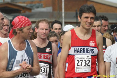 2004 Bazan Bay 5K - Andrew Green finds humour where others don't