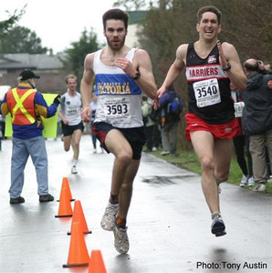 2004 Bazan Bay 5K - Mark Cryderman edges Alex Coffin