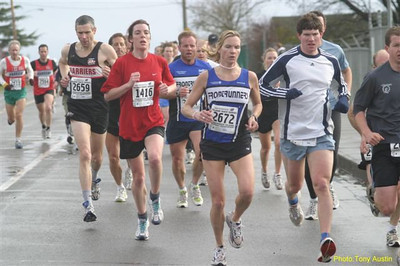 2004 Bazan Bay 5K - Carla Dunn - 2672 - one of the top women in the series