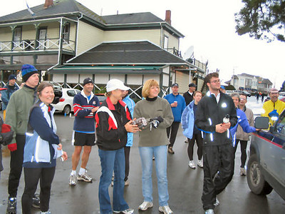 2004 Boxing Day 10-mile Handicap - Awards Presentations
