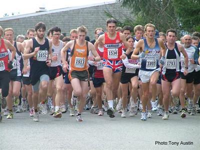 2004 Cedar 12K - The start