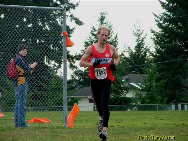 2004 Cedar 12K - Steven Murenbeeld with a big improvement over Mill Bay - third overall