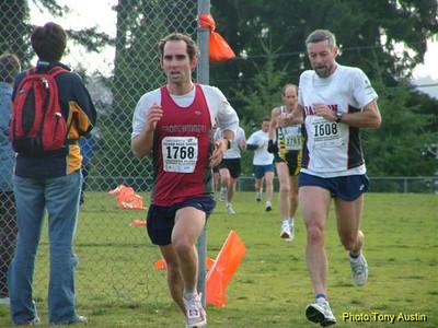 2004 Cedar 12K - Aaron Amar and Bob Cook