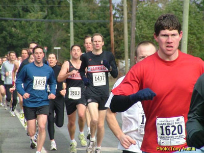 2004 Cedar 12K - Gary Duncan and Christopher Kelsall in the black PIH singlets