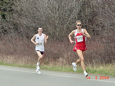 2004 Comox Valley Half Marathon - Neil Holm