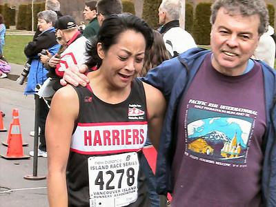2004 Comox Valley Half Marathon - Dee Ogden