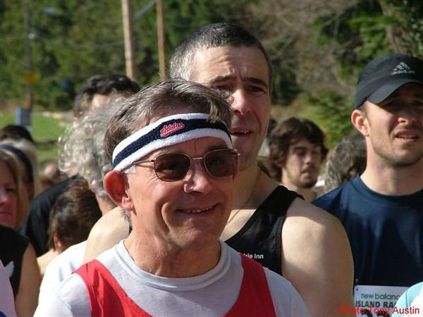 2004 Hatley Castle 8K - 60-64 age group winner Ken Bonner