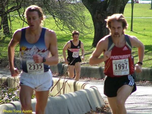 2004 Hatley Castle 8K - Top master Kelvin Broad shadows Steve and Mike Smedley