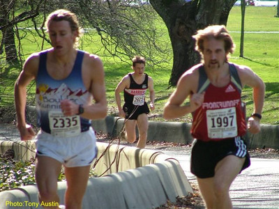 2004 Hatley Castle 8K - Top master Kelvin Broad shadows Steve and Mike Smedley