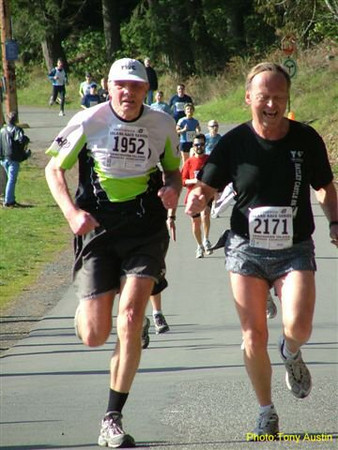 2004 Hatley Castle 8K - Bruce Hawkes and Evan Fagan