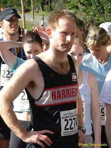 2004 Hatley Castle 8K - Steven Shelford, 6th M25