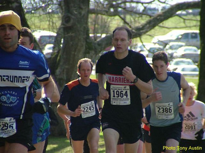2004 Hatley Castle 8K - Gary Duncan had his best ever series age group finish: 2nd