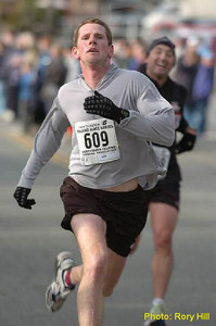 2004 Mill Bay 10K - Shayne Stokes and Chris Kelsall