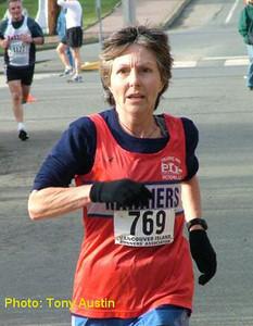 2004 Mill Bay 10K - Marcia Stromsmoe