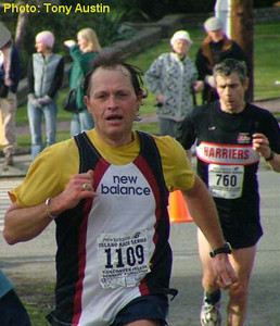 2004 Mill Bay 10K - Mike Suminski and Bob Flindell