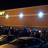 The Line at Best Buy