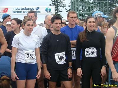 2004 Pioneer 8K - Tony Austin - Multisport stars Suzanne Weckend, Lance Watson and Cheryl Murphy