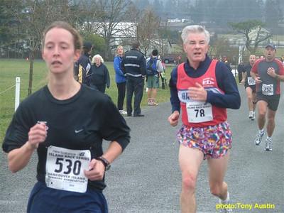 2004 Pioneer 8K - Tony Austin - Alison Millar and Charlie Ireland