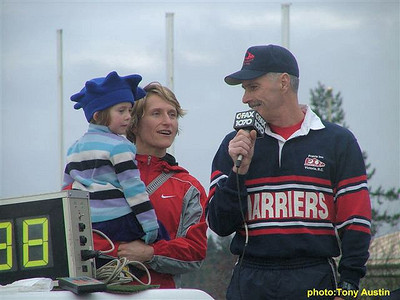 2004 Pioneer 8K - Tony Austin - Lucy Smith gave the 10-second countdown