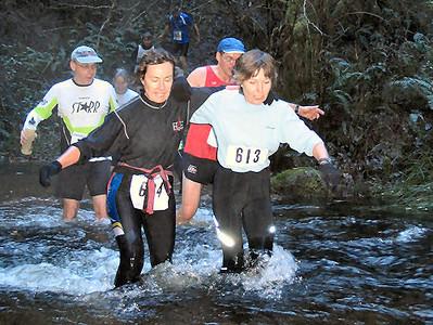 2004 Stewart Mountain XC - Liliana Taborda-Lipka and Marcia Stromsmoe