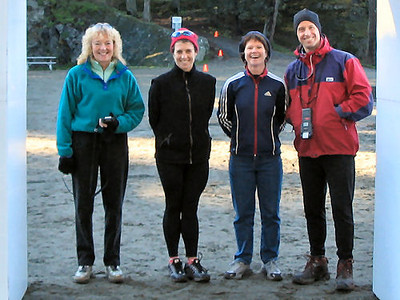 2004 Stewart Mountain XC - Finish Line Crew