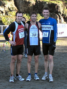 2004 Stewart Mountain XC - Post-race Pose