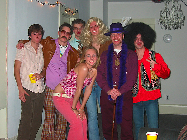 70's Party (2004-01-17)