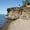 Matt on a Cliff
