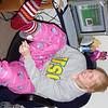 Rachel Models Her Hot New Socks